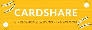 ▻CardServery◅ – CardShare SK || Sharing || Cardsharing || IPTV